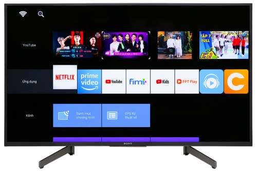 """Sony W660G 43"""" Full HD Smart HDR Television"""