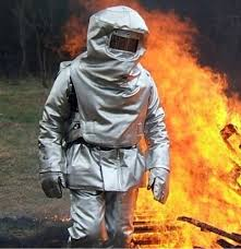 Special Protect High Quality Fire Proof Safety Suit