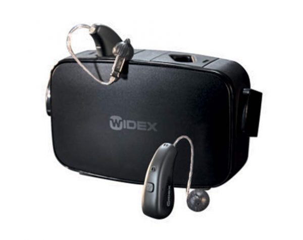 Widex Moment 110 RIC 6 Channel Rechargeable + Bluetooth System Hearing aid BD