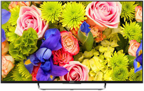 """Sony Bravia W800C 55"""" Wi-Fi Internet FHD 3D LED Android TV"""