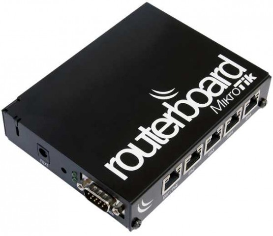 Mikrotik RB450G Five Ethernet Ports 256MB RAM Routerboard